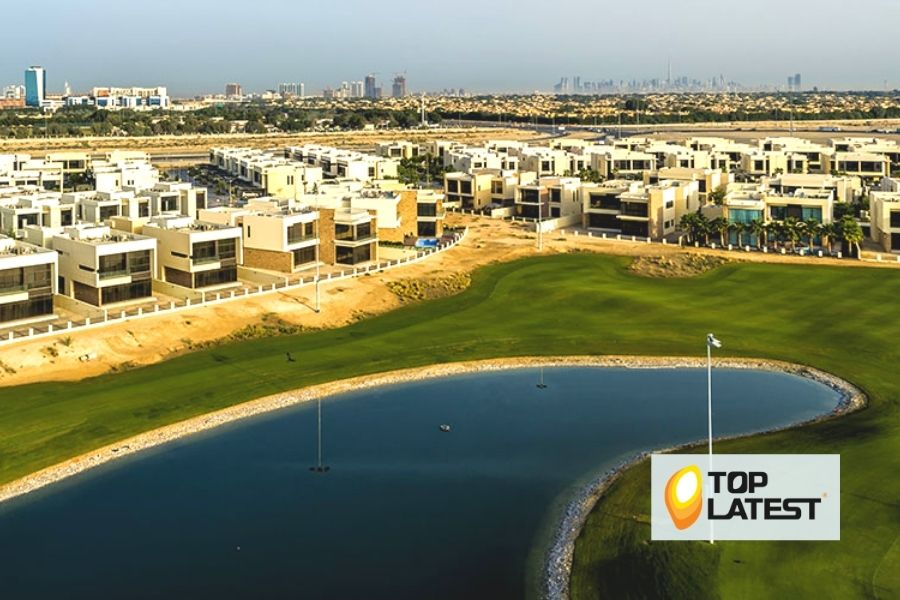 Apartments and Villas in DAMAC Hills