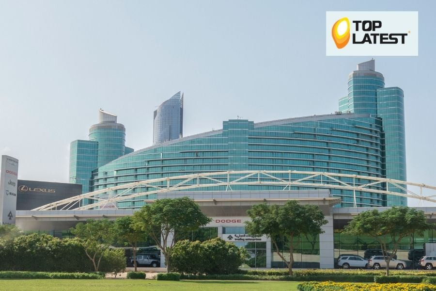 Rent an Office in Sharjah
